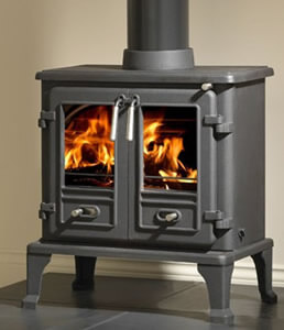 Double Door Stoves