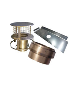 Flue Parts and Accessories