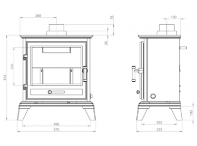 Gallery Classic Gas Stove
