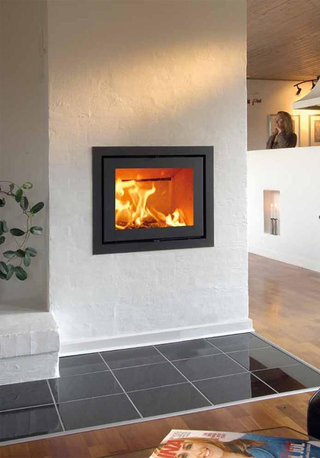 Heta Classic Inset Wood Burning Stove