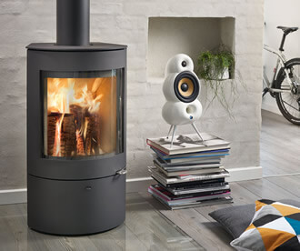 Cylindrical Stoves