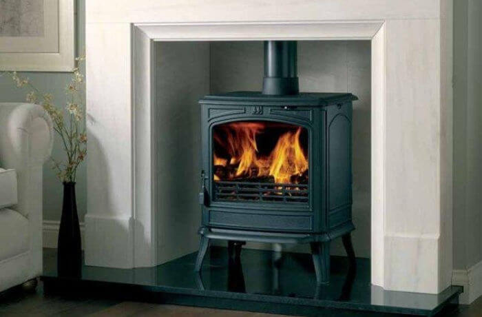 Log Burner Fireplace & Surround Ideas
