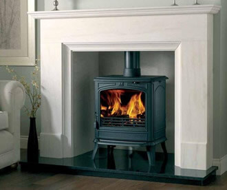 Shop Beams and Fireplaces