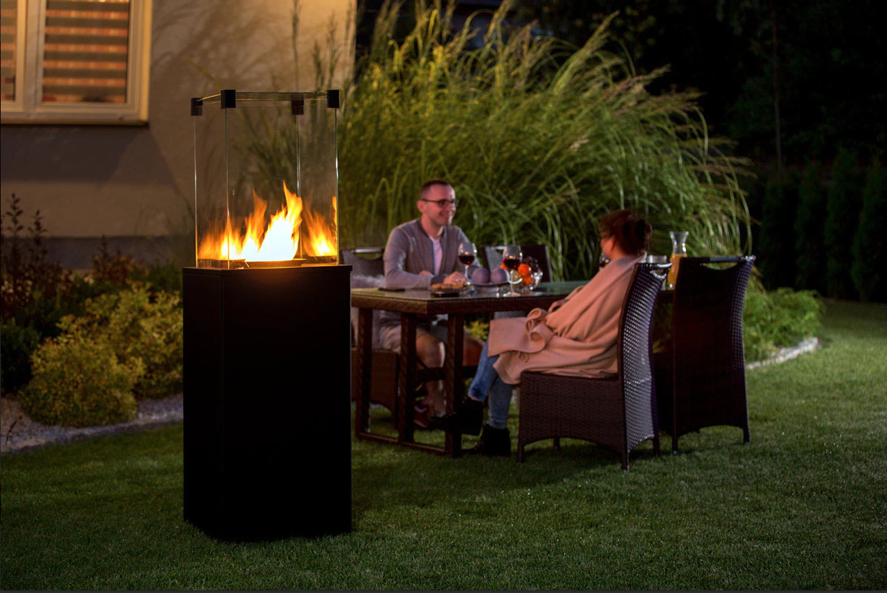 Warm Up Your Winter With Outdoor Heaters