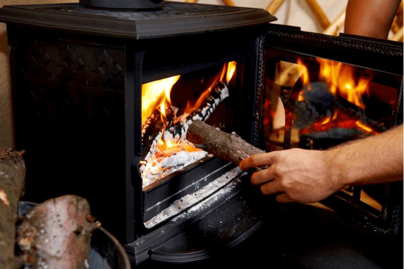 Classic Wood Burning Stove