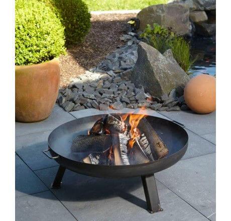 Buschbeck 80cm Steel Fire Pit