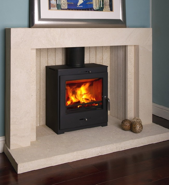 Bohemia X40 Cube wood burner