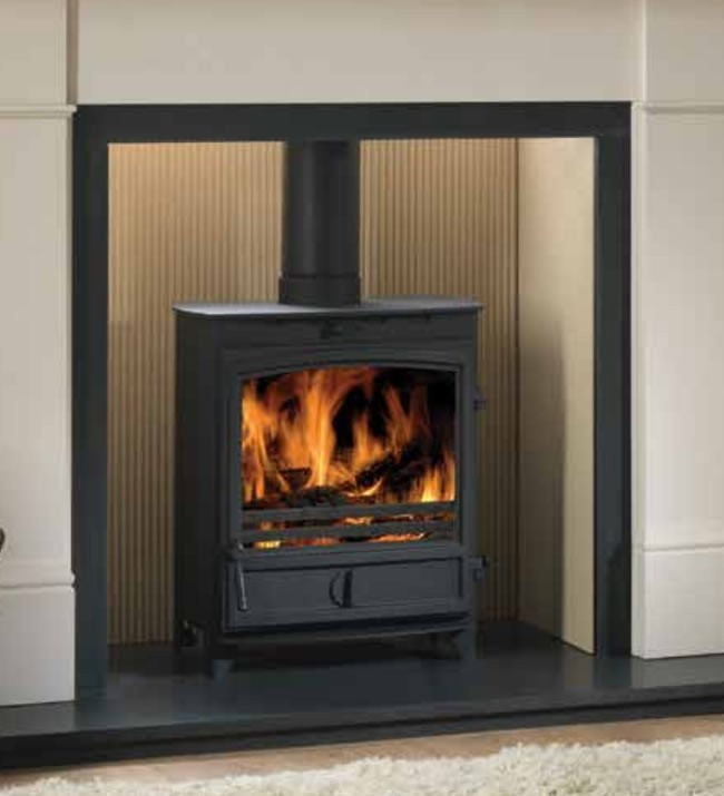Cast Tec Juno 5 Multi Fuel Stove