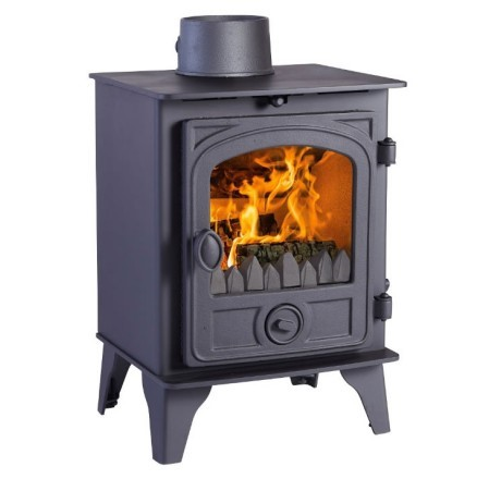 Hunter Hawk 4 Defra Multi Fuel Stove