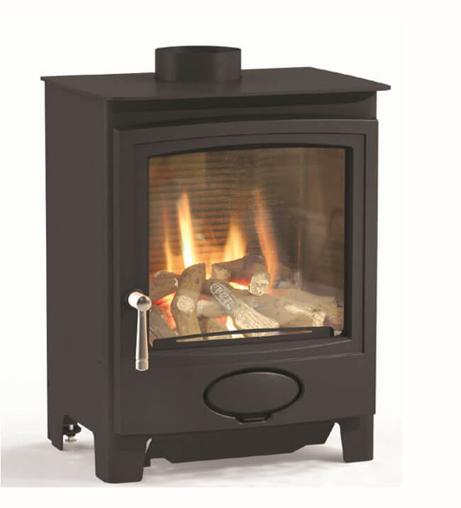 The New Ecoburn Gas Stove from Arada