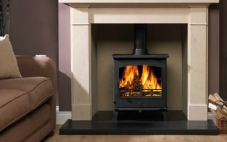 ACR Astwood DEFRA Approved Multi Fuel Stove