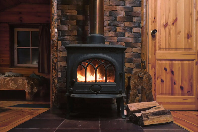 How Much Do Wood Burning Stoves Cost To Install Direct Stoves