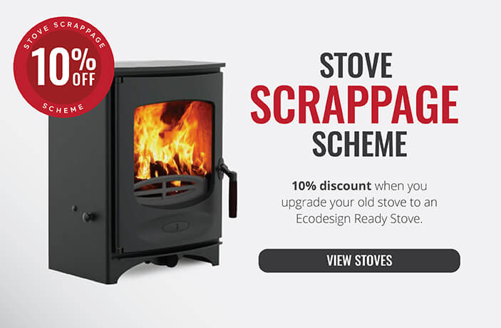 Direct Stoves Stove Scrappage scheme