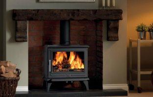 Rowandale wood burner