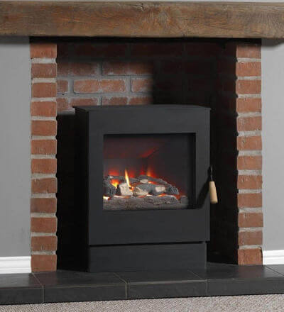 Burley Pickworth Balanced Flue Gas Stove from Stoves Direct