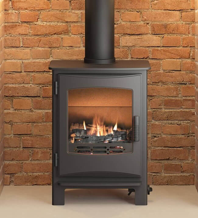 Broseley Evolution Ignite 5 Gas Stove from Stoves Direct
