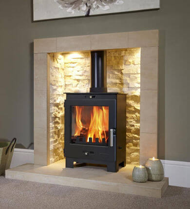 Flavel Arundel 4.9kW Multifuel DEFRA Approved Stove