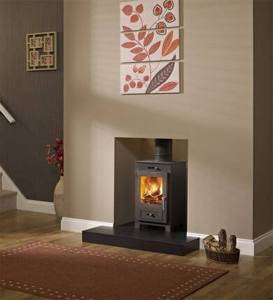 Hillandale Silverdale 5 DEFRA Approved Wood Burning Stove