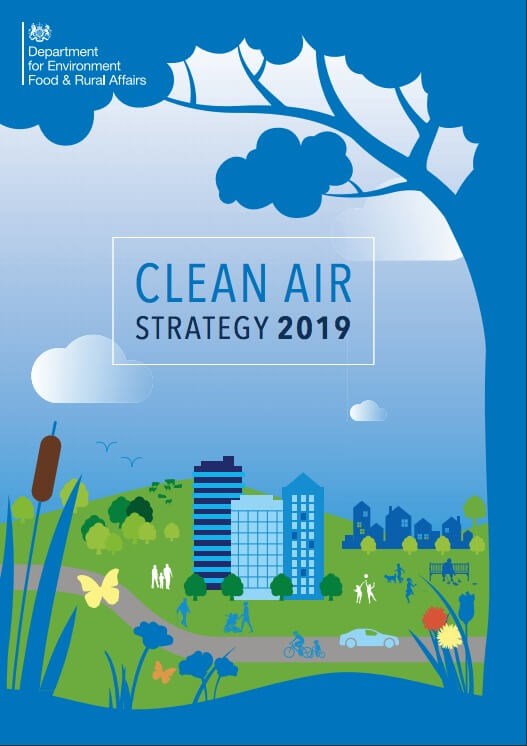 Clean Air Strategy from Defra