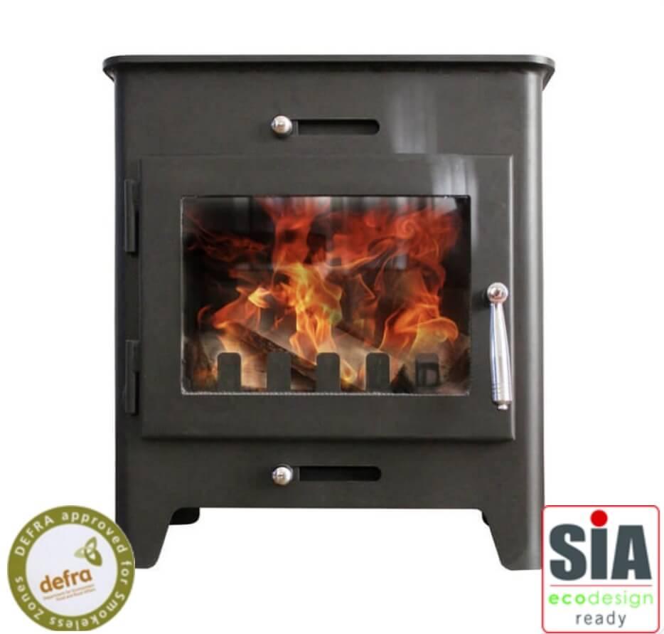 SIA EcoDesign stove