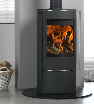 Modern Stove - ACR Solis DEFRA Multi Fuel - Wood Burning Stove