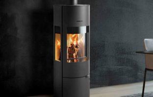Contemporary Wood Burning Stoves Header