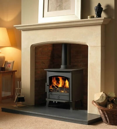 ACR Earlswood DEFRA Approved Multi Fuel - Wood Burning Stove
