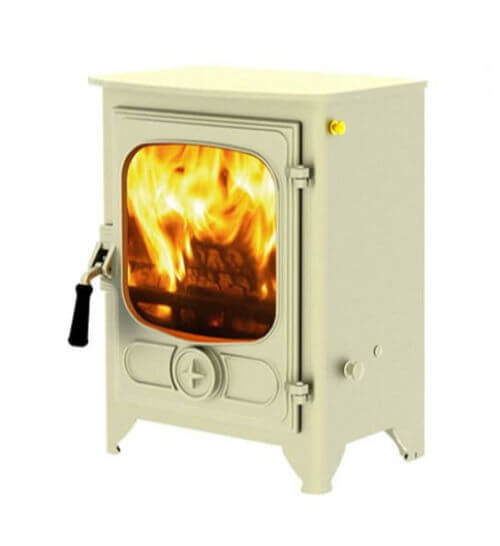 Charnwood Country 4 Wood Burning / Multi Fuel Defra Approved Stove