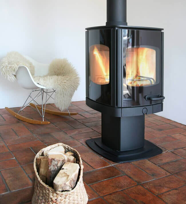 Charnwood Tor PICO DEFRA Approved Wood Burning Stove