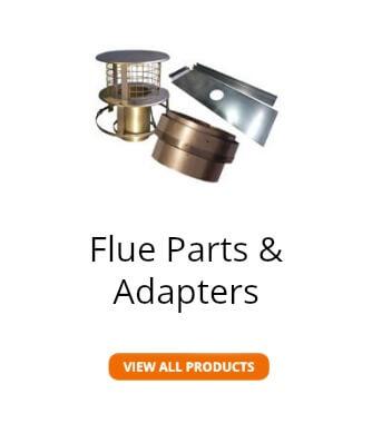 Shop Flue Parts & Adapters