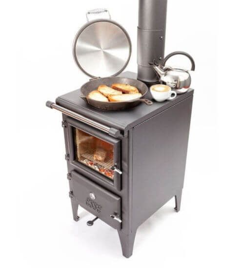 Esse Bakeheart Wood Burning Cook Stove