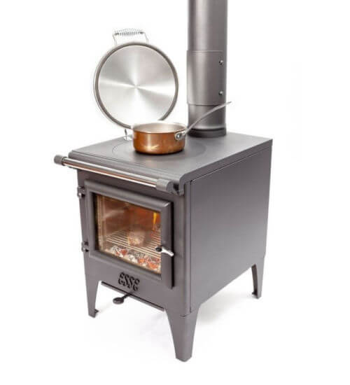 Esse Warmheart Wood Burning Cook Stove