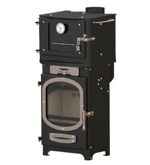 Go Eco Adventurer 5 Glamping Stove with Oven