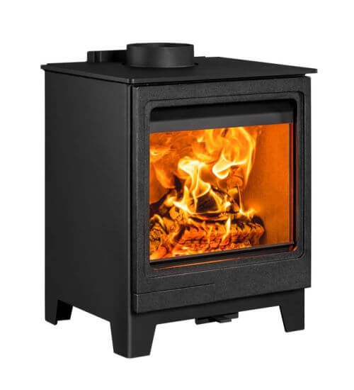 Hunter Herald Allure 04 Ecodesign Wood Stove