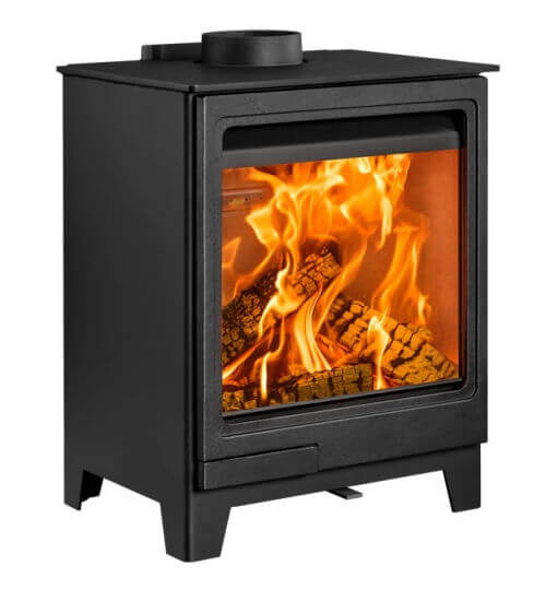 Hunter Herald Allure 05 Ecodesign Wood Stove