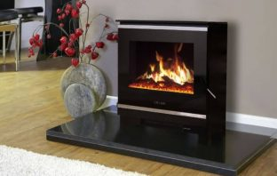 Celsi Purastove Glass 2 Electric Stove