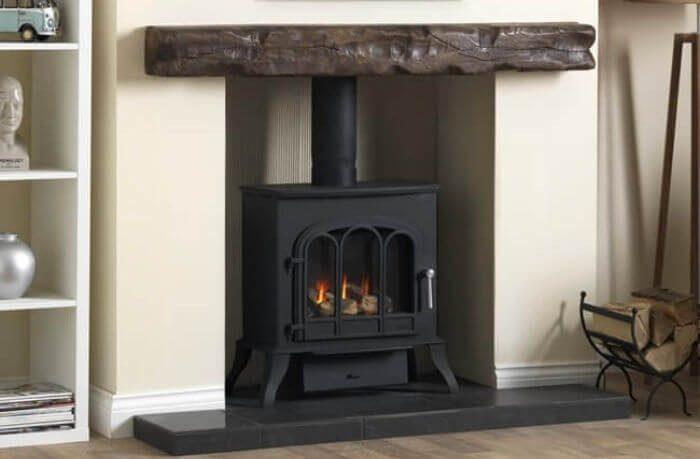 Burley Thurlby Balanced Flue Gas Stove (2)