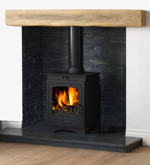 Helios 5 Cleanburn Defra Approved Multi-Fuel Stove