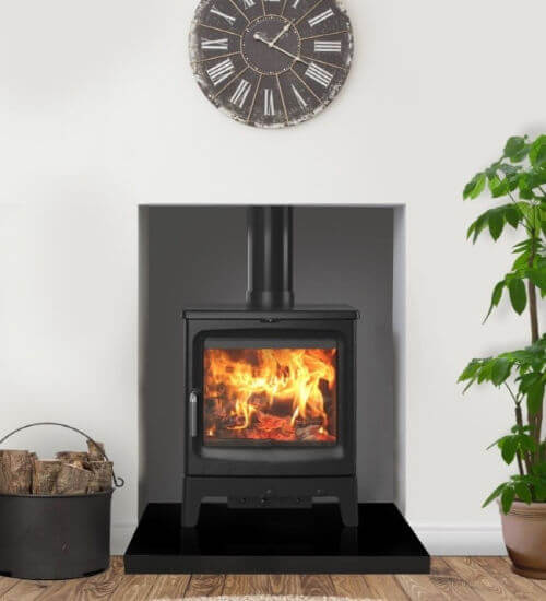 Saltfire Bignut 5 Wood Burning & Multi-Fuel Eco Design Stove