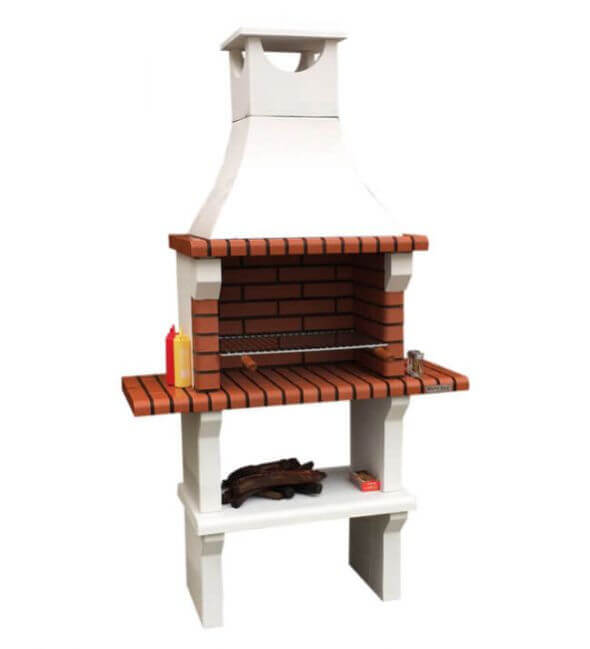 Florida Masonry Brick Barbecue