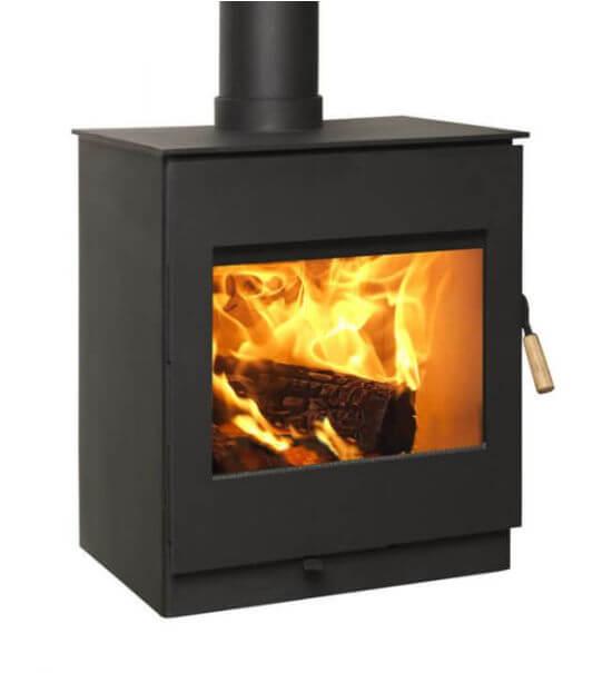 Burley Swithland 9308-C 8kW Ecodesign Wood Burning Stove