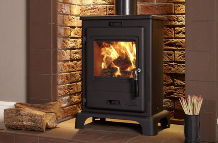 Most Heat From A Wood Burner, How An Outdoor Wood Burning Stove Works