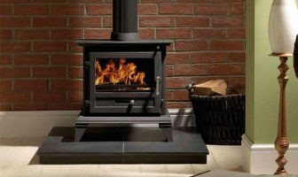 Gallery Classic 8 Wood Burning : Multi Fuel Defra Approved Stove