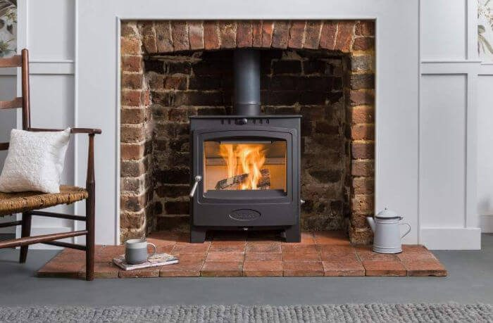 Hamlet Solution 5 Widescreen Ecodesign Stove