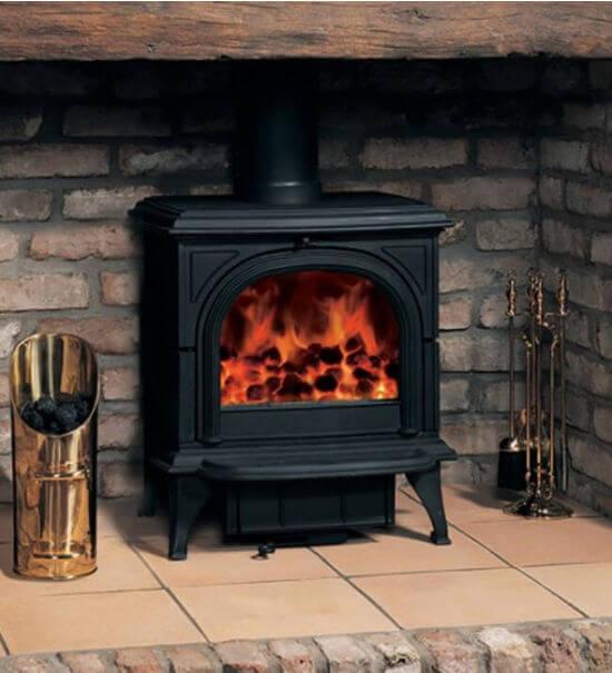 Stovax Huntingdon 30 Multifuel : Woodburning Stove