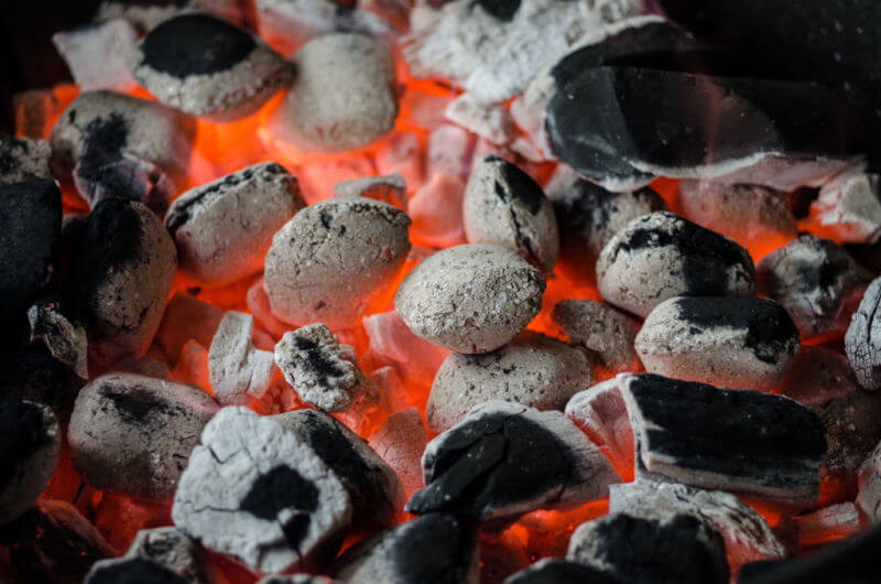 smokeless briquettes