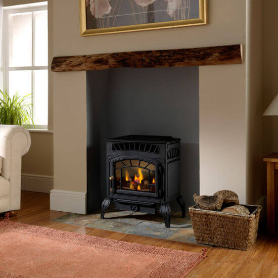 Burley Ambience 4121 Flueless Gas Stove