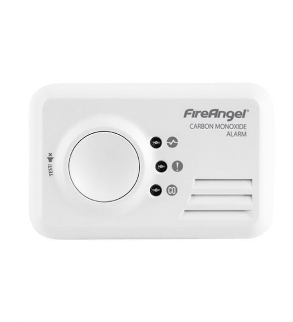 CO detector for gas stoves