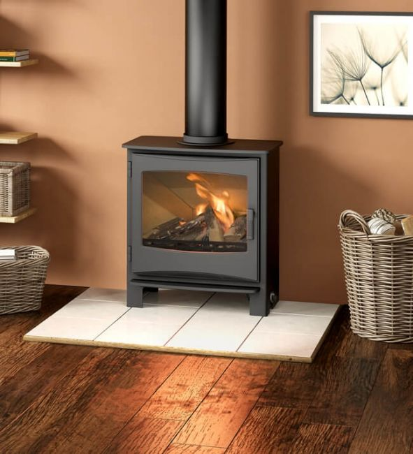 The Broseley Evolution Ignite 7 gas stove is one of the most competitively priced gas stoves on the market