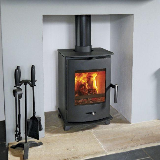 Newbourne 35FS Ecodesign Multi Fuel Defra Stove